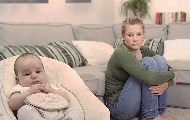 Dépression post-partum : lorsque maternité ne rime plus avec bonheur